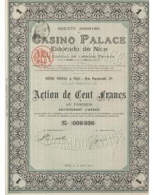 Casino Palace Eldorado de Nice