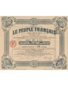 S.A. du Journal Le Peuple Français