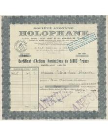 S.A. Holophane