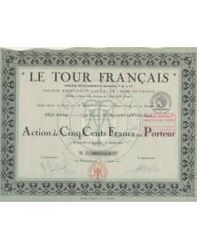 """""""Le Tour Français"""", Anciens Ets Mardaga T.B. & Cie"""