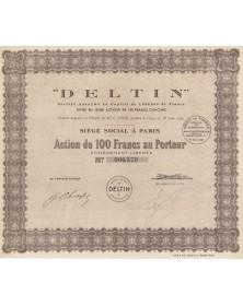 """Deltin"" S.A."