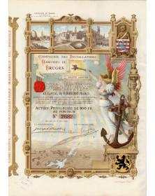 Cie des Installations Maritimes de Bruges