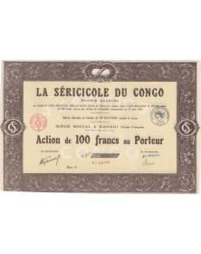 La Séricicole du Congo