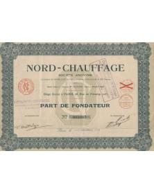 Nord-Chauffage S.A.