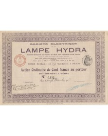 lampe hydra lightning