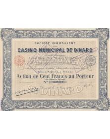 Sté Immobilière du Casino Municipal de Dinard