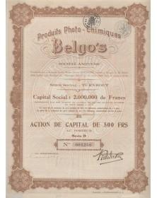 Produits Photo-Chimiques Belgo's