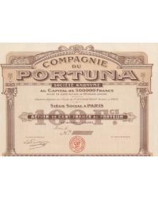 Cie du Portuna