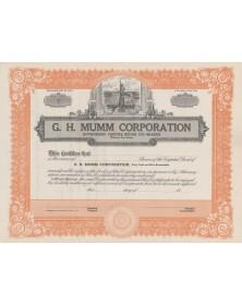 G.H. Mumm Corporation