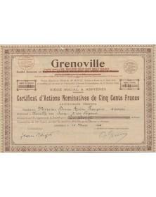 Grenoville (Parfums de Luxe)