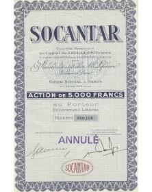 Socantar