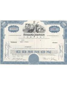Howard Johnson Co.