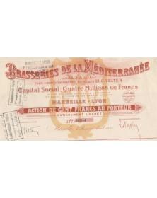 Brasseries de la Méditerranée