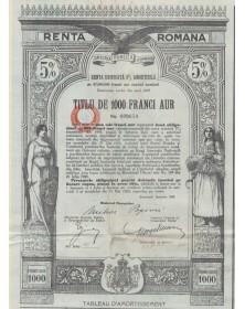 Renta Romana 5%