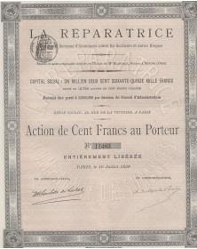La Réparatrice (Insurance)