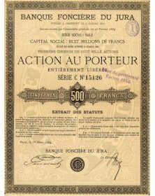 Banque Foncière du Jura