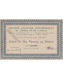 S.A. Industrielle du Tonkin de l'Annam
