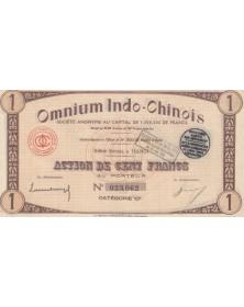 Omnium Indo-Chinois