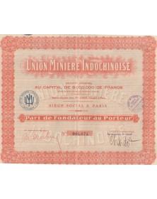 Union Minière Indochinoise
