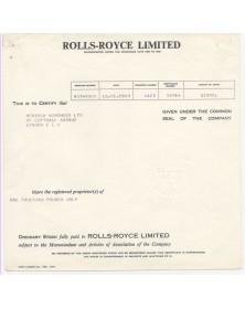 Rolls-Royce Limited