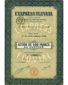 L'Express Fluvial