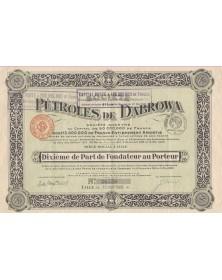 Sté des Pétroles de Dabrowa