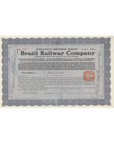 Brazil Railway Co.