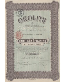 Orolith