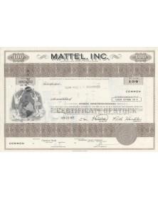 Mattel, Inc. (Jouets)