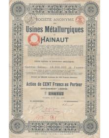 S.A. des Usines Métallurgiques du Hainaut