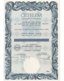 CETELEM (Crédit à l'Equipement Electro-Ménager)