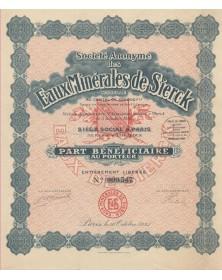 S.A. des Eaux Minérales de Sierck