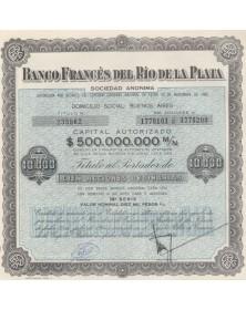 Banco Frances Del Rio de la Plata