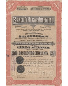 Banca El Hogar Argentino