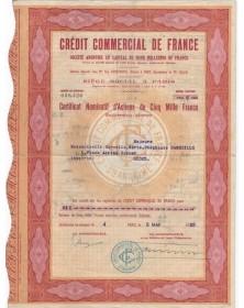 Crédit Commercial de France