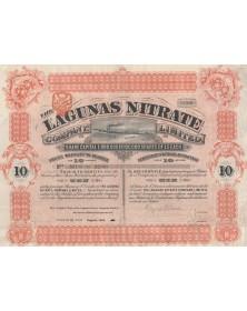 Mines The Lagunas Nitrate Co., Ltd.