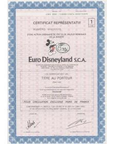 Euro Disney S.C.A.