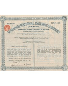 Ecuador National Railways Co.