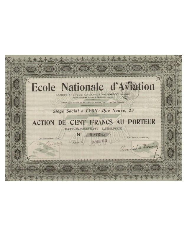 Ecole Nationale d'Aviation