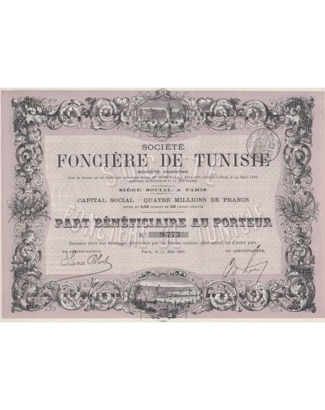 Sté Foncière de Tunisie