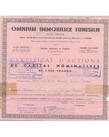 Omnium Immobilier Tunisien