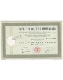Crédit Foncier et Immobilier (Anciennement Crédit Foncier de l'Indochine)