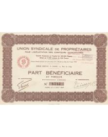 Union Syndicale de Propriétaires
