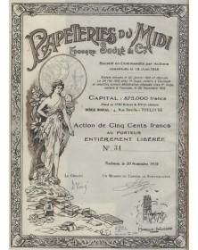 Papeteries du Midi Edouard Soulé & Cie