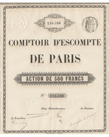 Comptoir d'Escompte de Paris