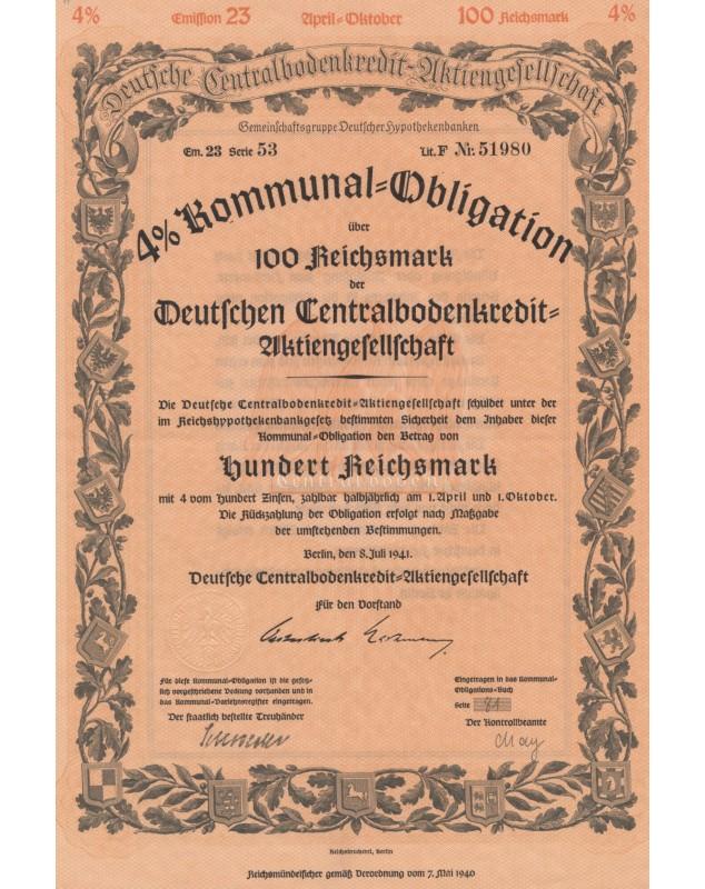 Deutsche Centralbodenkredit Aktiengesellschaft