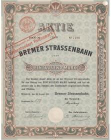 Bremer Strassenbahn