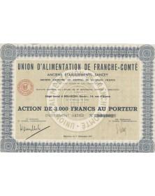 Union d'Alimentation de Franche-Comté, Anciens Ets Sancey
