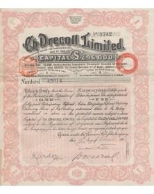 Ch. Drecoll Ltd