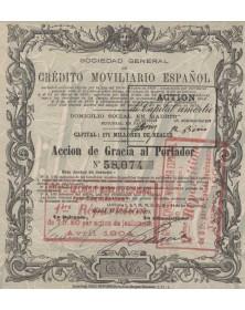 Sociedad General Crédito Moviliario Espanol